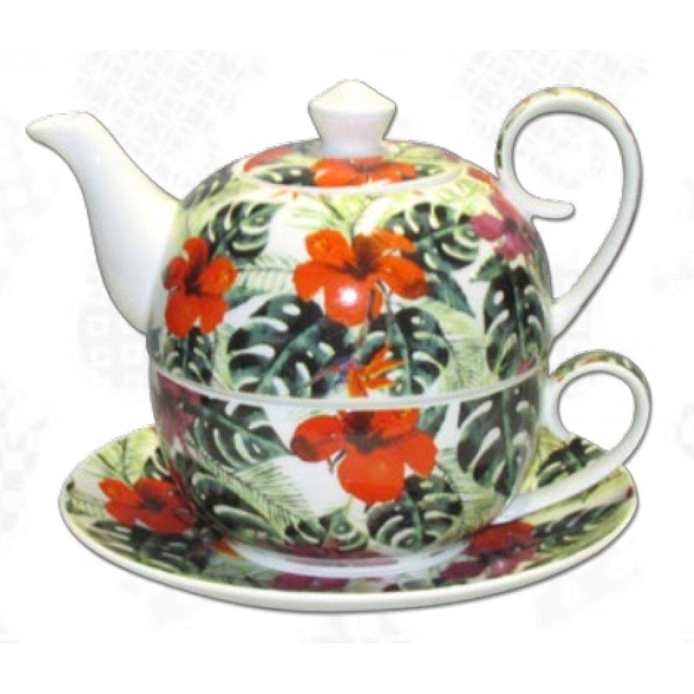 "Tea For One Colectia ""Monstera"""