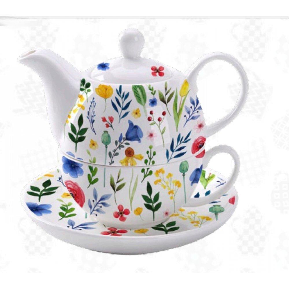 """Tea For One Colectia """"Flori de Primavara"""""""