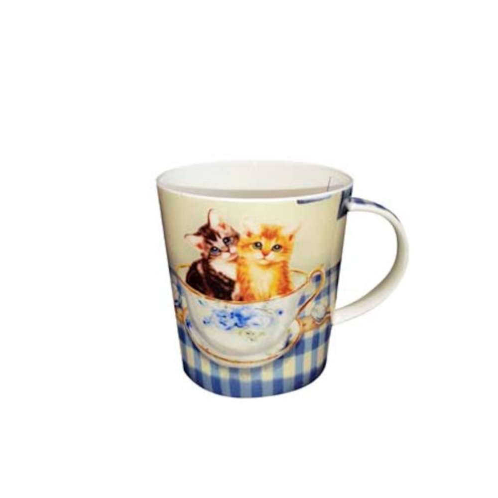 Cana Colectia Retro Cup of Kittens