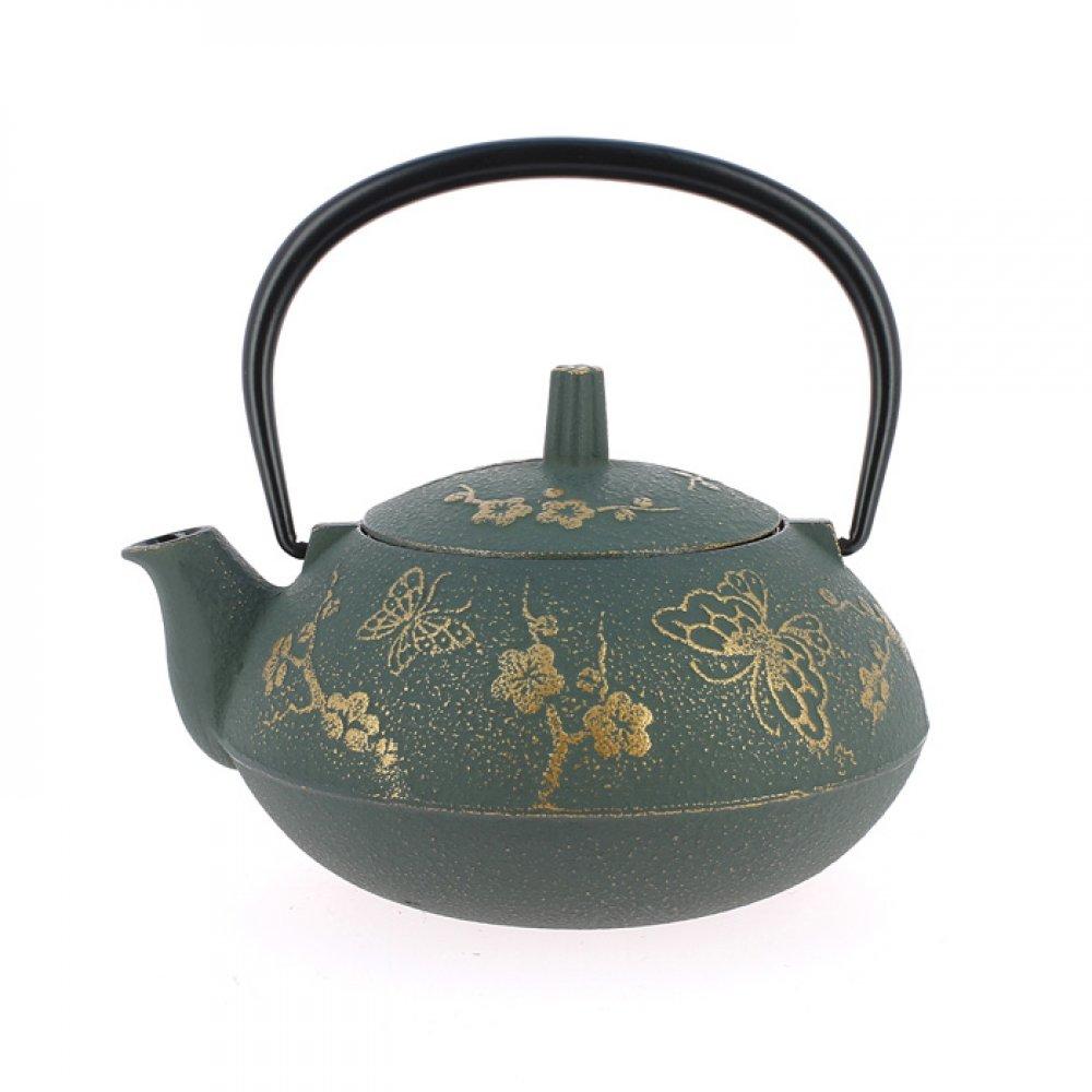 Ceainic Iwachu din Fonta 0.6 L