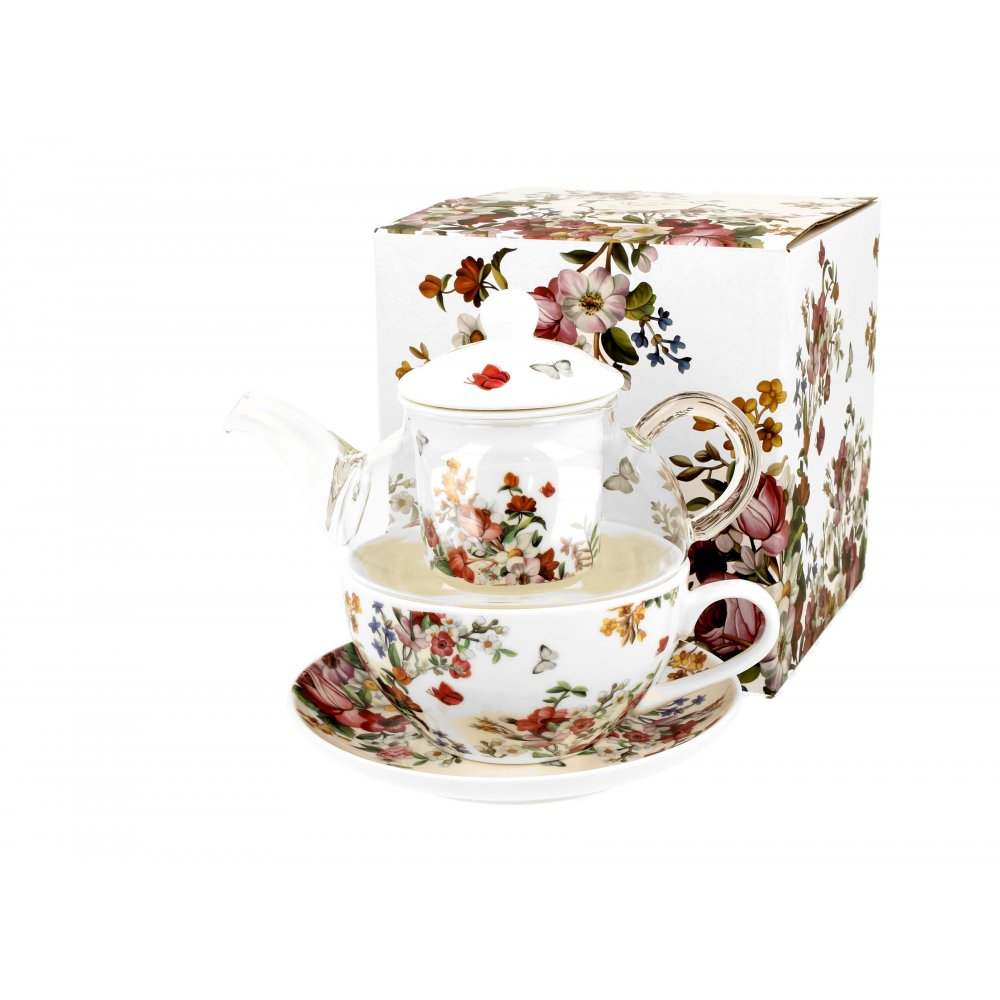 """Tea for One Colectia """"Vintage Flowers"""""""