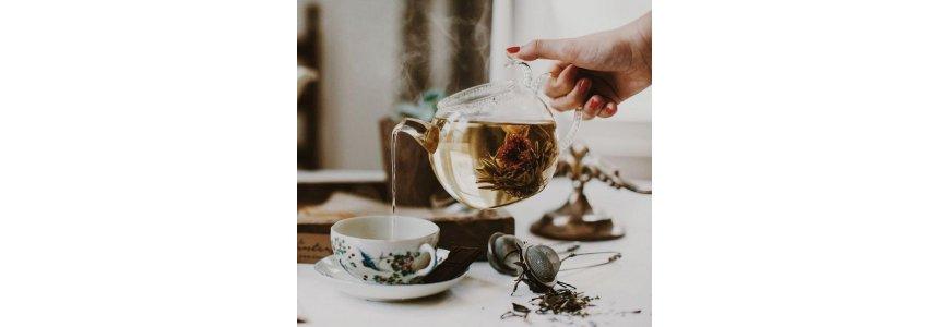 Accesorii din sticla pentru ceai