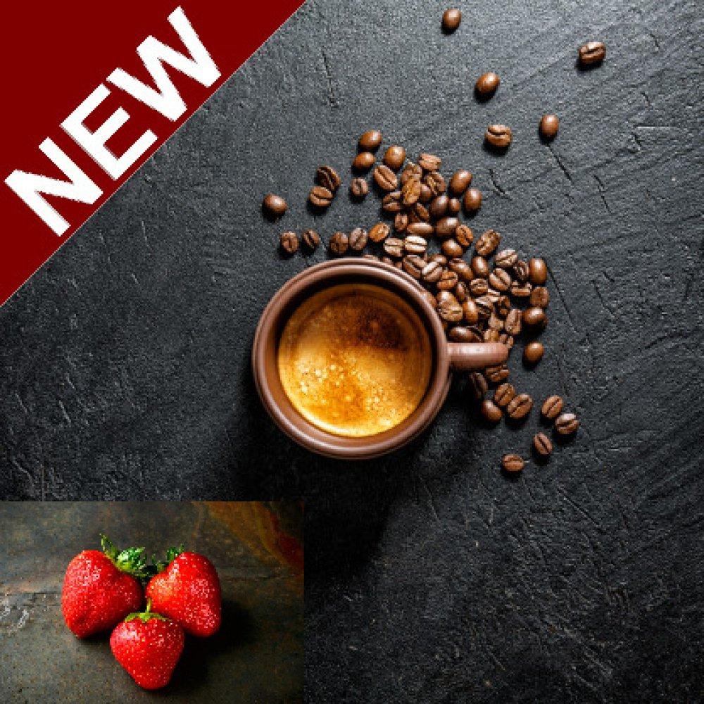 Cafea Aromata Strawberry Happy
