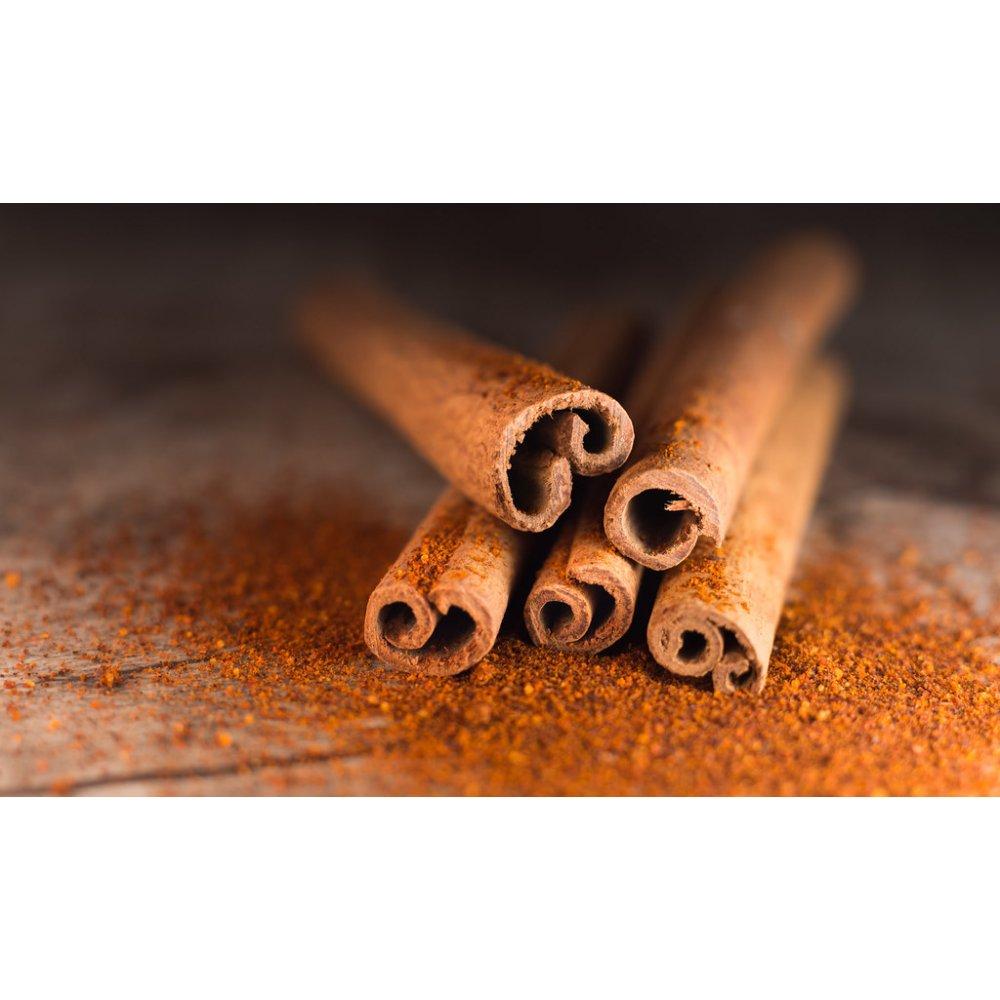 I love cinnamon