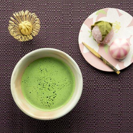 "Ceai Verde Matcha Bio Organic ""Sakura Leaf"" - Japan"