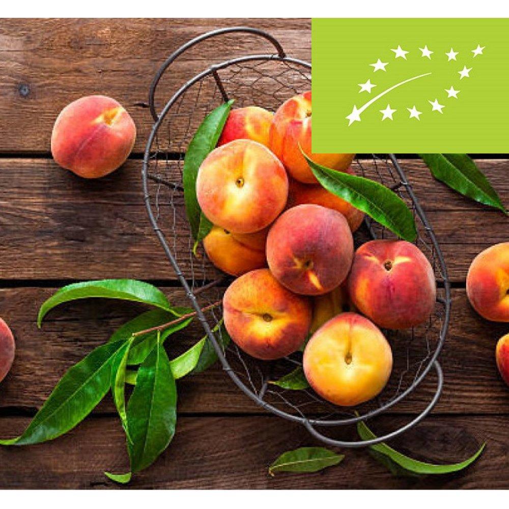 I love peaches