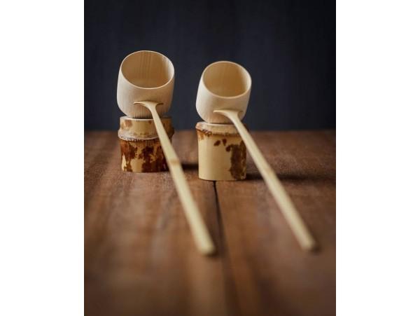 Set 2 linguri Japonia pentru apa