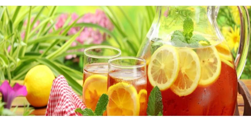 Ceai Rece - alternativa sanatoasa pe timp de vara