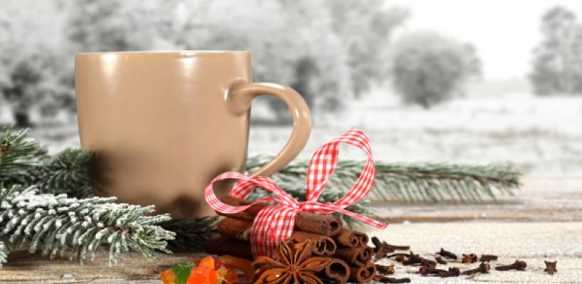 Ceaiul de fructe cu aroma de ... Craciun