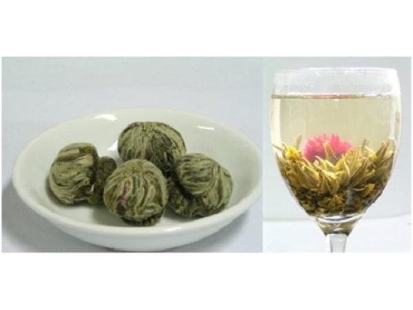 """Ceai Verde Blooming """"Die Lian Hua"""""""