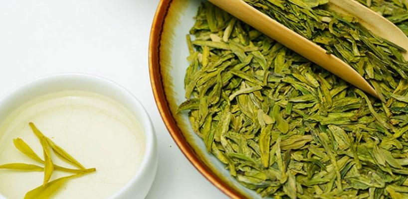 Prestigiosul ceai verde Long Jing