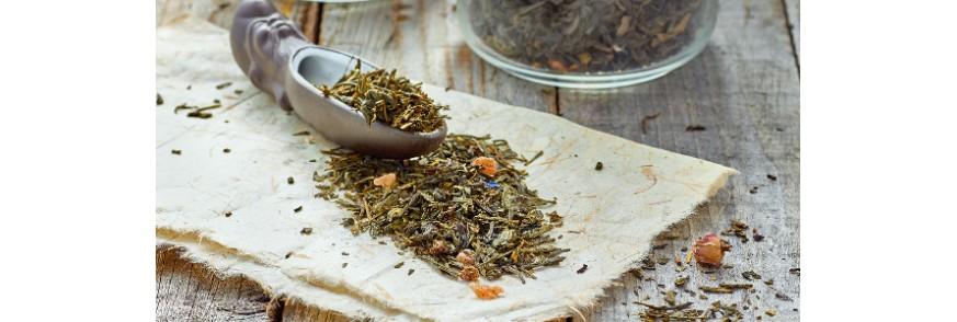 accesorii pentru ceai si ceai verde