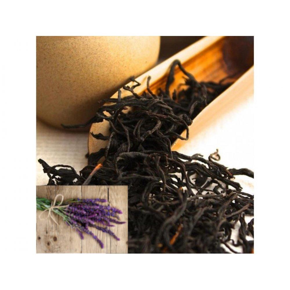Ceai Negru Earl Grey cu Levantica