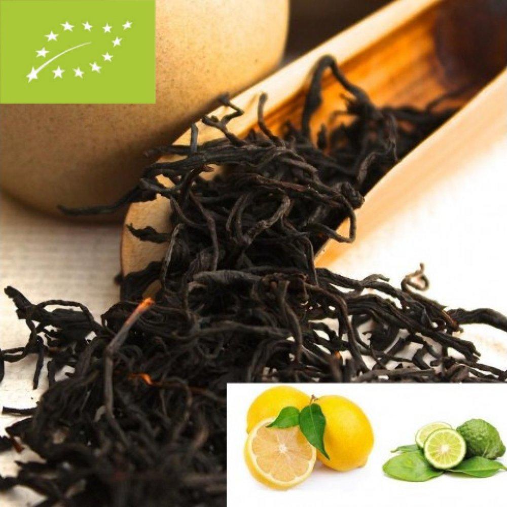 Ceai Negru Special Earl Grey With Bergamote Pieces