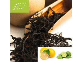 Ceai Negru Special Earl Grey With Bergamote Pieces