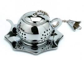 "Infuzor Inox cilindric ""Teapot"""