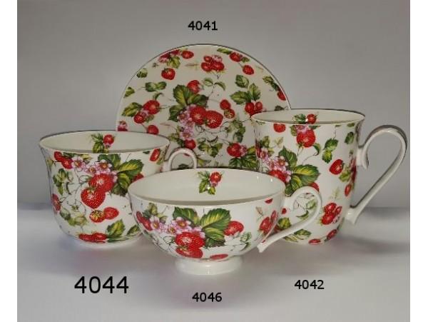 Cana Portelan Colectia Strawberry
