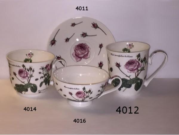 Cana Inalta Portelan Colectia English Rose