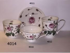 Cana Portelan Colectia English Rose
