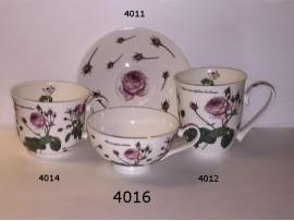 Ceasca mare Portelan Colectia English Rose