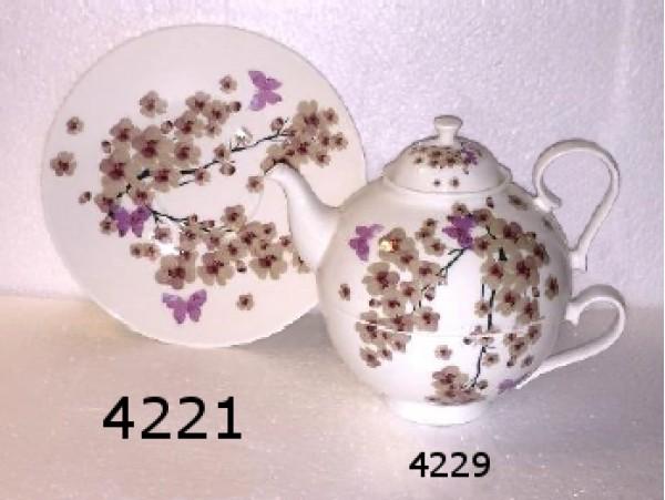 Farfurie Portelan Colectia Flori de Cires