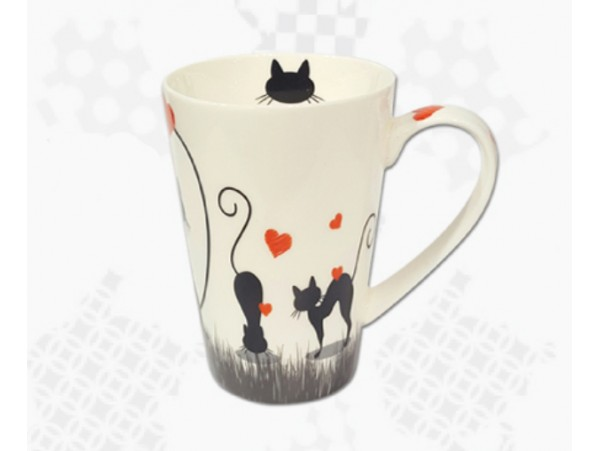 "Cana Portelan Colectia ""Cats in Love"""