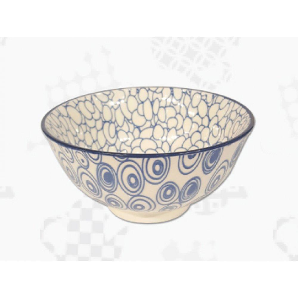 """Cupa Portelan Colectia Japoneza """"Cercuri Albastre"""""""