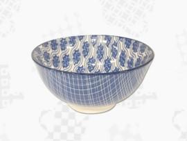 """Cupa Portelan Colectia Japoneza """"Linii Albastre"""""""