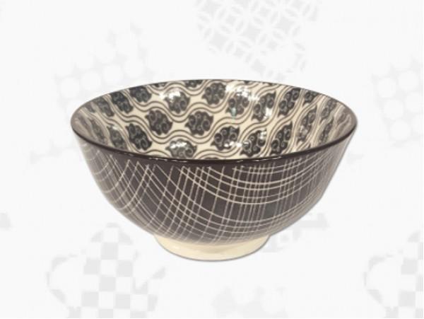 """Cupa Portelan Colectia Japoneza """"Linii Negre"""""""