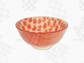 "Cupa Portelan Colectia Japoneza ""Linii Rosii"""
