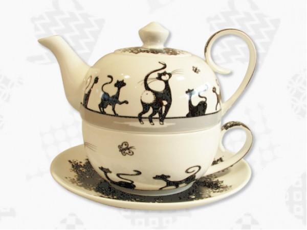 Tea For One Colectia Pisicile Aristocrate