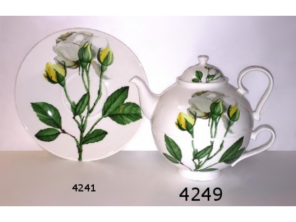 Tea for One Portelan Colectia Trandafiri