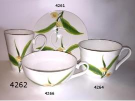 Cana Inalta Portelan Colectia Frunza de Ceai