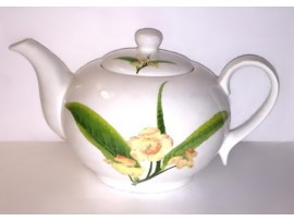 Ceainic Portelan Colectia Frunza de Ceai