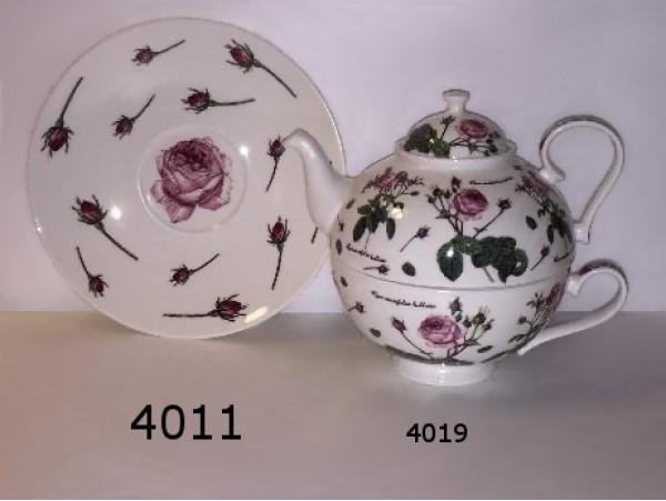 Farfurie Portelan Colectia English Rose
