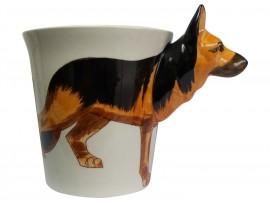 """Cana Ceramica colectia """"Ciobanesc German"""""""
