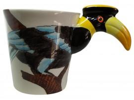 "Cana Ceramica colectia ""Pasarea Rinocer"""