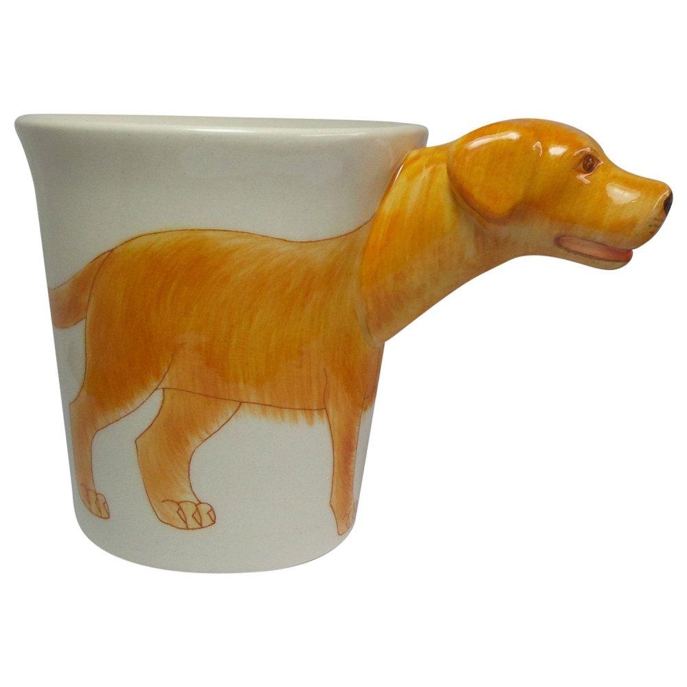 """Cana Ceramica colectia """"Golden Retriever"""""""