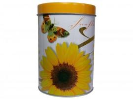 Cutie mica pentru Ceai colectia Floarea Soarelui si Fluturasi