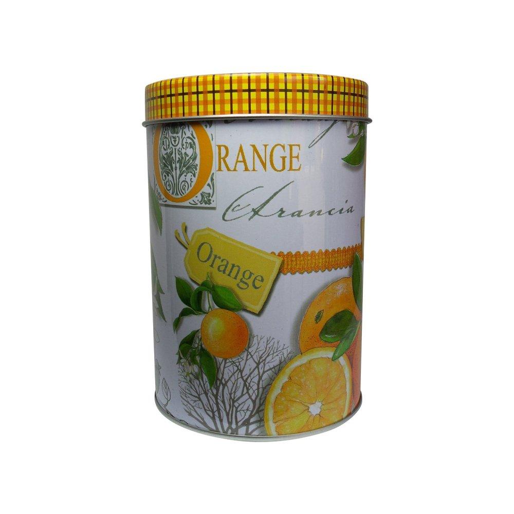 Cutie pentru Ceai colectia Portocale si Pasari