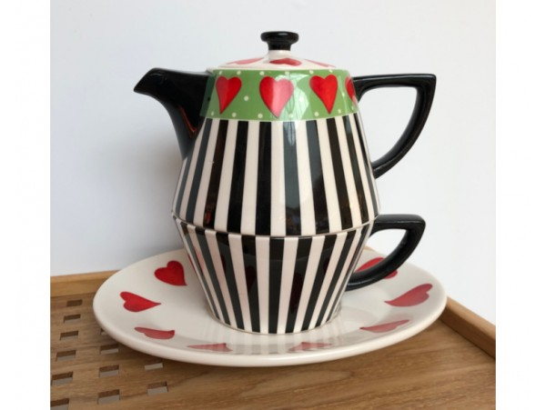 Tea For One Colectia Inimi in Dungi