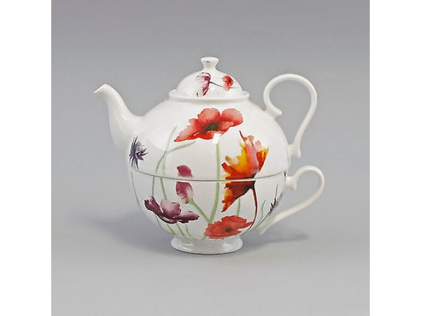 Tea for One Portelan Colectia Simfonia Florilor