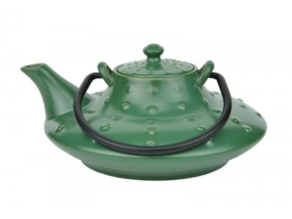 Ceainic Portelan Japonez HONSHU Verde