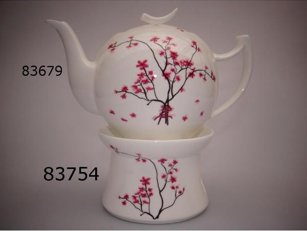 """Incalzitor de Portelan colectia """"Cherry Blossoms"""""""