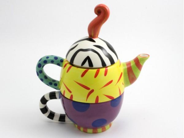 Tea For One Strange Zoo