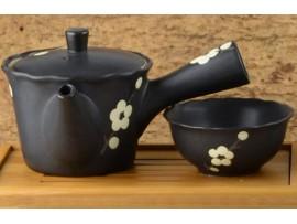 """Set pentru ceai """"Cherry Blossoms Black"""""""