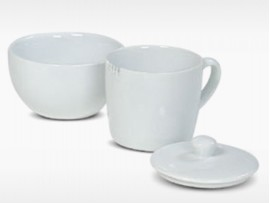 Set ceai pentru preparare si degustare