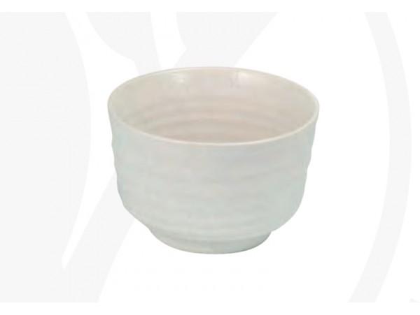 "Bol Japonez ""White Sakura"" pentru Ceai Verde Matcha"