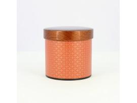 Cutie pentru Ceai cu capac din lemn