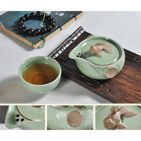 Set de Ceai pentru Calatorie Mountain River